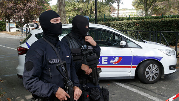 Взрыв произошел вжилом здании вцентре Бордо