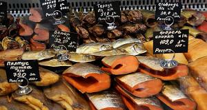 Запрет импорта продуктов из ЕС и США одобряют 73% населения