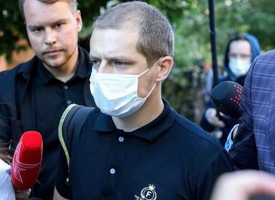 СынСергея Захарова назвал условие, прикотором готов простить Ефремова