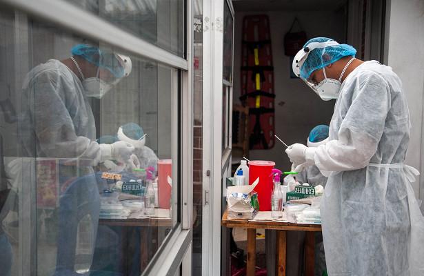 ВМоскве засутки выявили 2668заразившихся коронавирусом