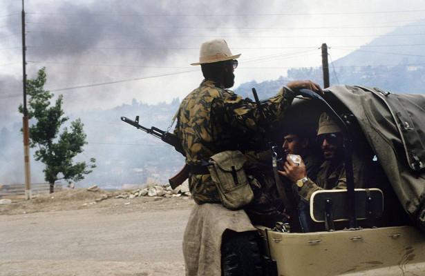 Алиев назвал войну вКарабахе правом Азербайджана