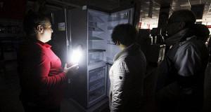 Крым остался без электричества
