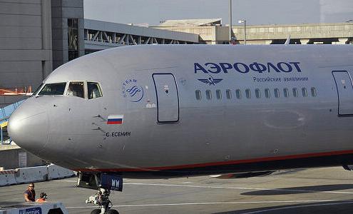 «Аэрофлот» подал иск к Минфину на 374 млн руб.