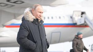 Вкремлевском пуле рассказали осамолете Путина