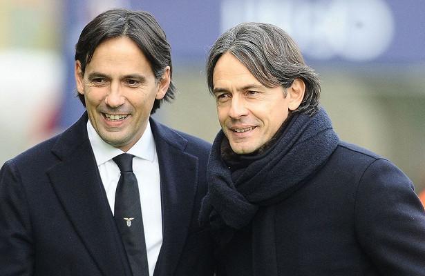 Филиппо Индзаги назвал своего брата Симоне одним излучших тренеров 2020-го