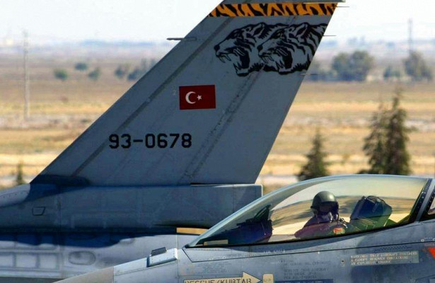 Азербайджан пригрозил иностранцам турецкими F-16
