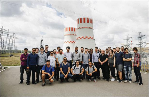 Студенты МИФИ изТурции прошли практику наНововоронежской АЭС