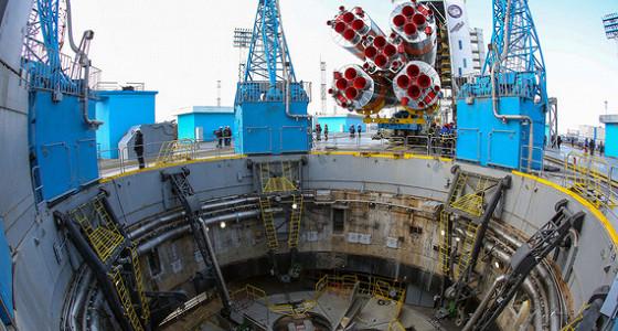 В среду в России заработает новый космодром