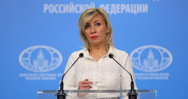 Захарова назвала речь постпреда Украины вООНпозорной