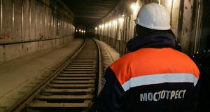«Мостотрест» интересуется строительством участка Сокольнической линии метро