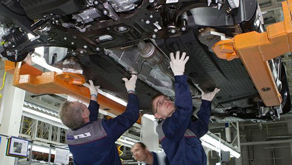 Продажи авто марки ГАЗзаметно сократились вфеврале