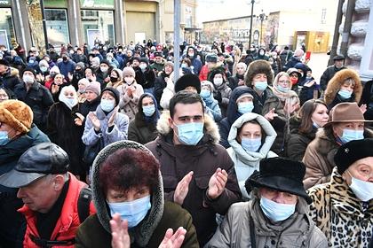 Названы двавероятных сценария пандемии в2021 году