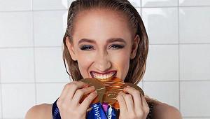 Олимпийская чемпионка восхитила фанатов откровенным фото