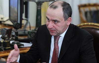 Глава Карачаево-Черкесии встретился сруководством ОАО«Курорты Северного Кавказа»