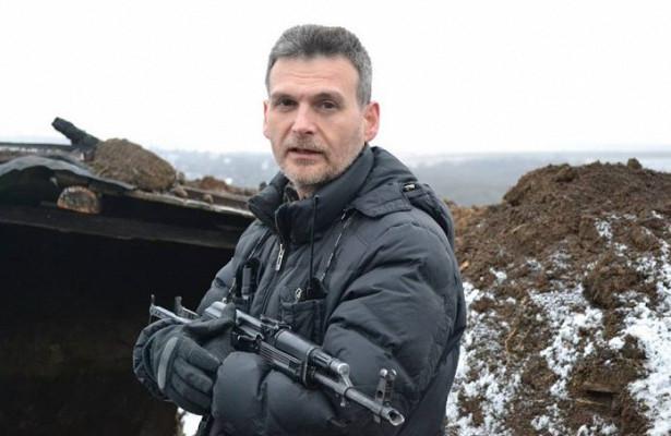 Погиб командир «Призрака» Алексей Марков
