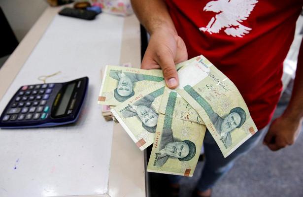 Валюта Ирана засутки укрепилась на20%