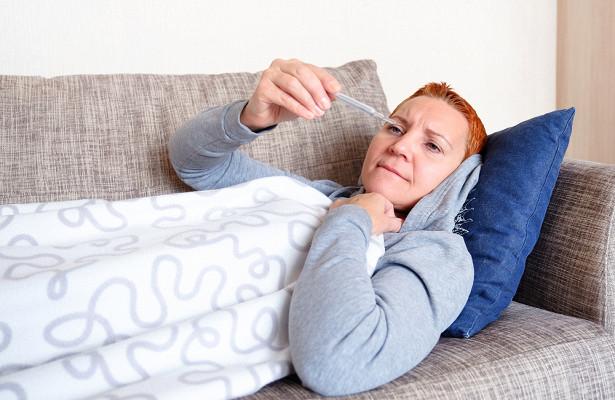 Раскрыты причины температуры безсимптомов ОРВИ