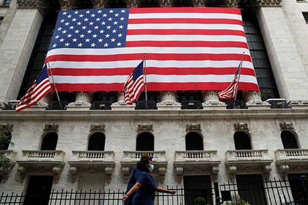Экономика СШАрекордно выросла