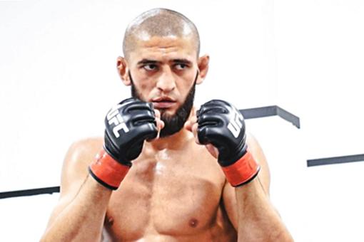 Боец UFCпригрозил дать Чимаеву пощечину