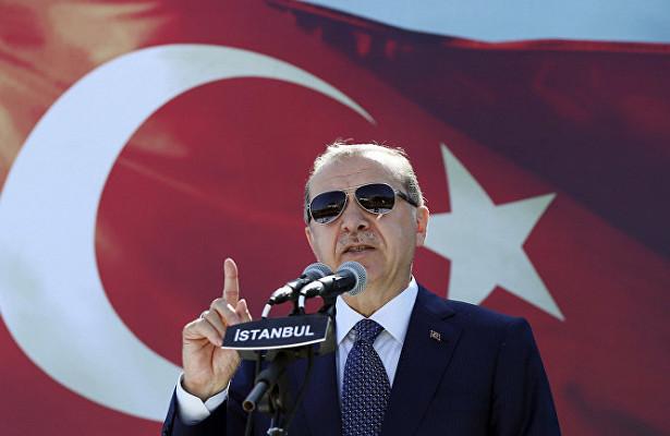 Турция жестко осадила США