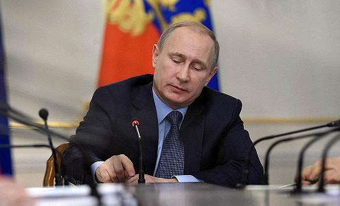 Путин поручил разработать законопроект о создании единой системы страховых взносов