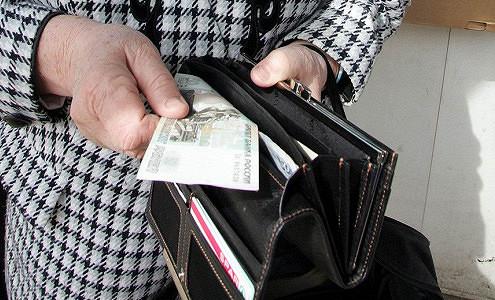 Неменее 70 процентов жителей Российской Федерации получают «белую зарплату»