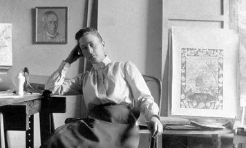 Хильма афКлинт: художница, которой диктовали духи