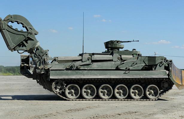 Россия представит зарубежом новую бронемашину