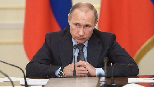 Путин подписал закон об амнистии зарубежных капиталов