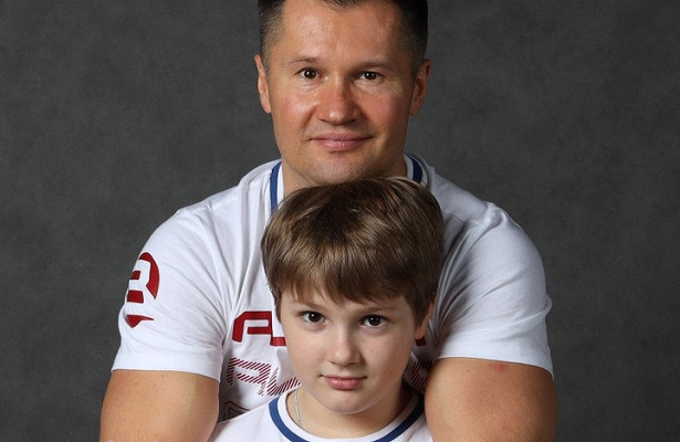 Алексей Немов: Сыновья идут своей дорогой