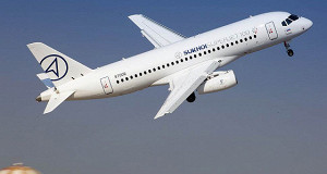 «Аэрофлоту» пришлось отменить рейсы из-за проблем с SSJ-100