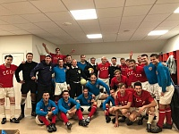 Зеленоградские футболисты приняли участие всъемке фильма, посвященного Льву Яшину