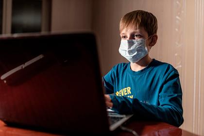 Часть российских школьников перешла наудаленку из-закоронавируса