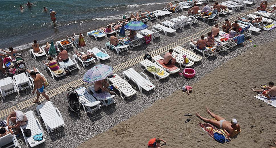 Крым может ввести туристический сбор