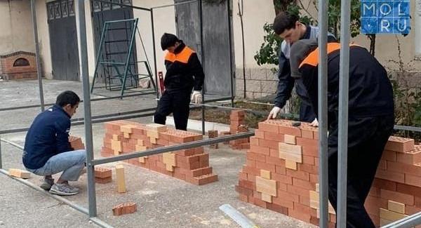 Жителей Дагестана бесплатно обучают порядка 20востребованным профессиям