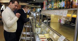 У Путина и Медведева упали доходы