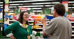Walmart меняет систему планирования рабочего графика персонала