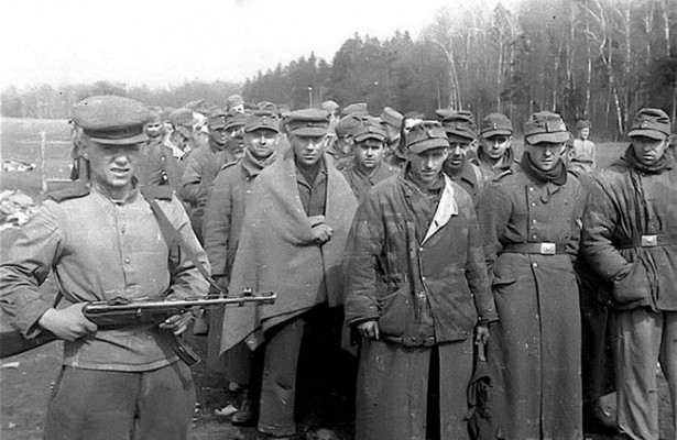Каким словам научились немцы всоветском плену
