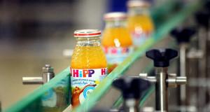 HiPP полностью восстановит работу российского завода