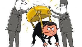 «Золотые парашюты» экс-губернаторов— тяжкое бремя длябюджета