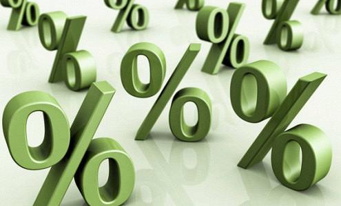 ЦБ назвал среднюю ставку по рублевым вкладам