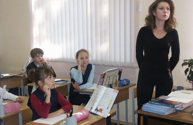 Вгимназии «Свет» наулице 8Марта начался набор впервый класс