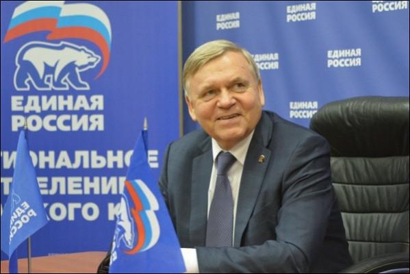 Николай Демкин вдвое увеличил свою долю вПЗСП