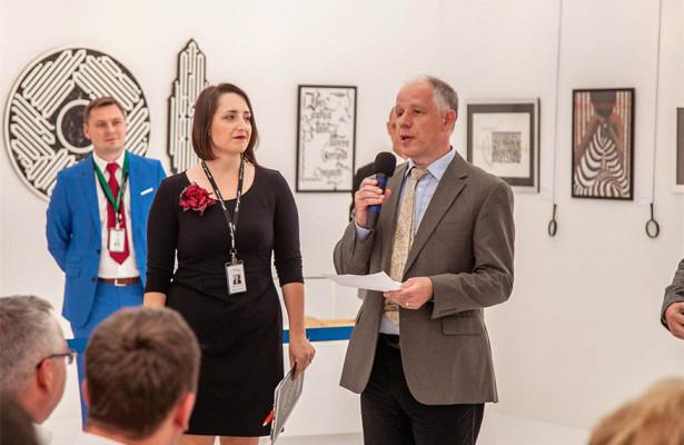 VIМеждународная выставка каллиграфии открылась вМоскве