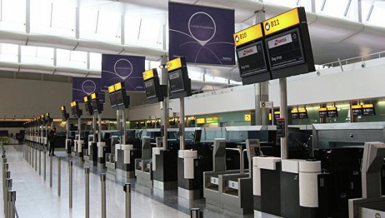 ВСоединенном Королевстве работники 18 аэропортов будут бастовать вРождество