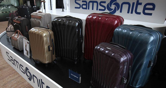 Samsonite, вокзал, Россия