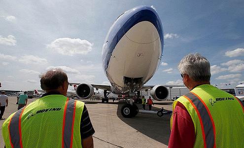 Boeing обогнал Airbus в два раза