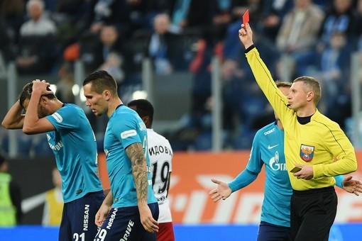 Результат матча «Зенита» и«Амкара» остался безизменений