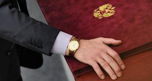 Запрет иметь бизнесменов в семье распространяют на парламентариев