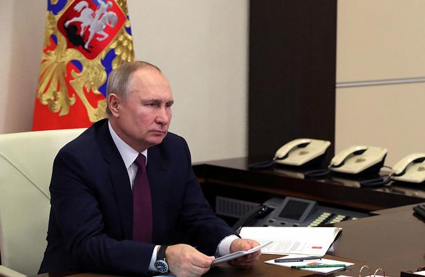 Путин проведет совещание подорожному строительству